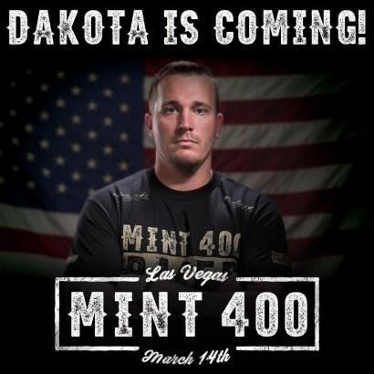 Dakota Meyer, The Mint 400, Roberts Racing