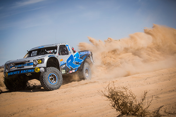 Roberts Racing, Dale Dondel, Racer Engineering, Trick Truck, Bink Designs